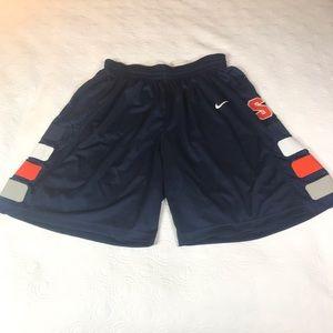 NEW Men's NIKE Syracuse Orangemen Sz Large Shorts